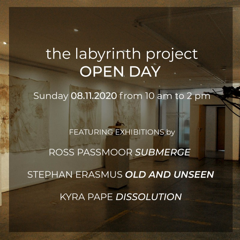 The Labyrinth open day